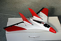 Name: stryker.jpg Views: 119 Size: 176.2 KB Description: Stryker with jetscreamer 2100 3s. Fun fun fun.