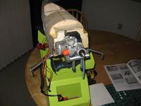 Name: IMG_1328.jpg Views: 452 Size: 60.7 KB Description: Engine  mounted.