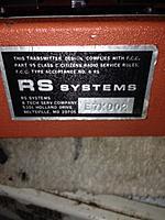 Name: RS Radio 2.jpg Views: 13 Size: 35.5 KB Description:
