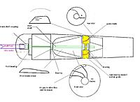Name: 74 fan.jpg Views: 129 Size: 117.4 KB Description: original fan powered by a cox 15 race engine