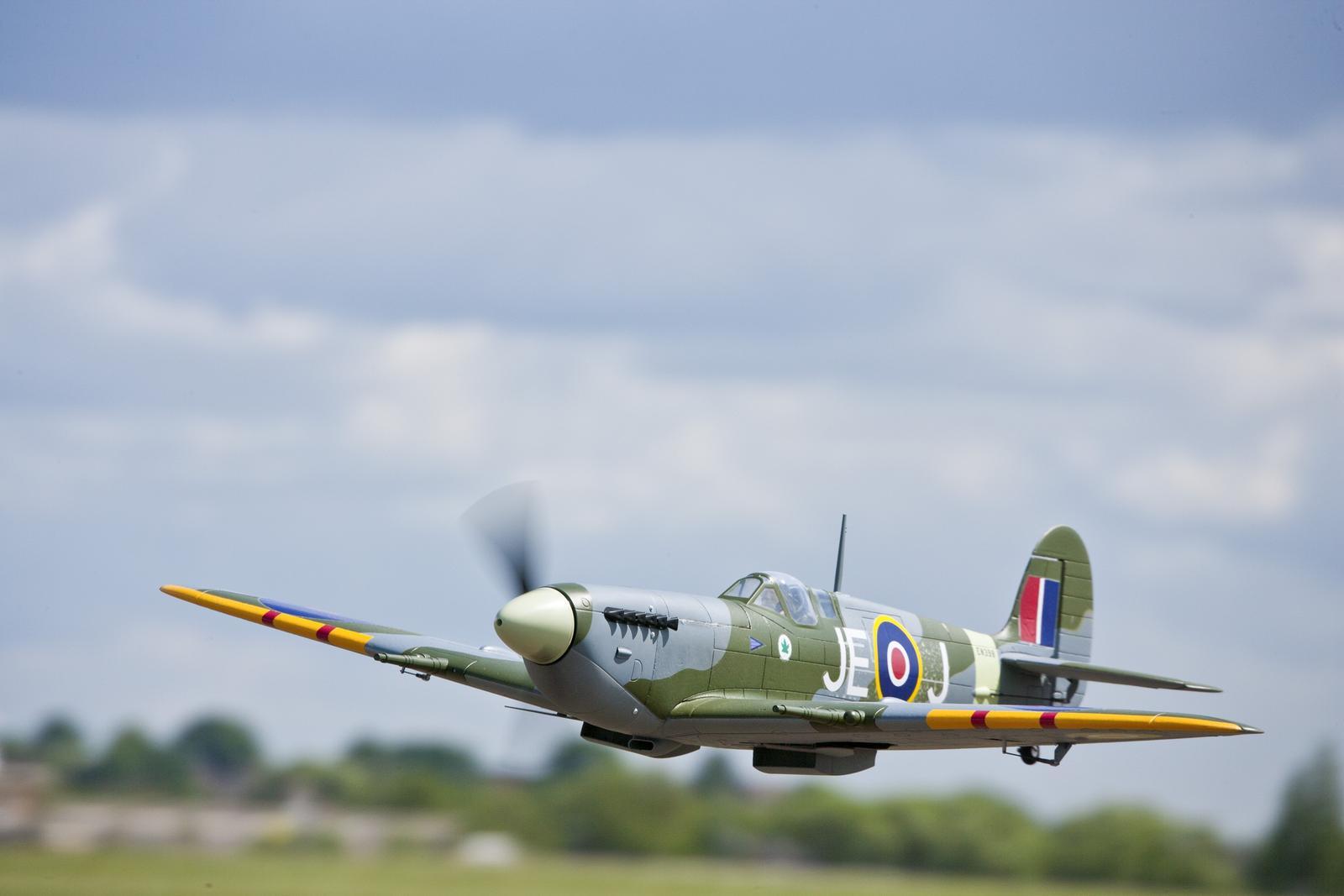 Discussion Parkzone Spitfire Mk IX Thread - RC Groups