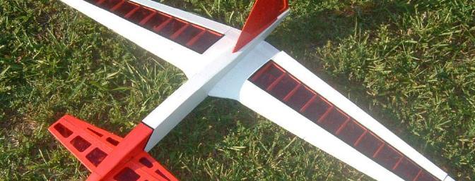 Gunderson Aerodesign's S-1 Canard Slope Glider Laser Cut Kit Review