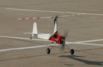 Sloooow flyby