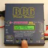 Now we change the pack voltage. We are charging a 2S 7.4V pack.