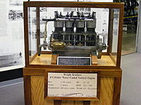 Name: DSCF0019.jpg Views: 65 Size: 266.5 KB Description: Wright engine.  Supposedly one of the last left in existence.