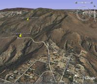 Name: GoogleEarth_Image.jpg Views: 167 Size: 107.2 KB Description: Nice workout to get there, decent upslope breeze.