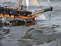 Name: 01 view of the bow in heavy seas.jpg