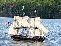 Name: 05.jpg Views: 128 Size: 138.1 KB Description: It is amazing to me how fast this ship will sail even with reduced canvas