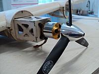 Name: DSC05107.JPG Views: 52 Size: 159.8 KB Description: Test fit one wing