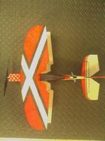 Name: Indoorheli2.jpg Views: 430 Size: 57.7 KB Description: Kirkland, Washington Indoorheli Mini 18 i3d 17.75 span 10 gram UH motor, 7*5 prop 200-400 mAh lipo ar6300 Blue arrow servos 2x2.5 and 1x4.3