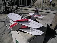 Name: I3D_2.jpg Views: 217 Size: 64.1 KB Description: Lance Dalton  C.H.E.A.P. All 1.3 lb EPP Pink Wonder (stock 1500 kv wind) GWS 8x4 DD  Turnigy 10 Plush ESC HS 55 servos  Berg 4 AUW 10.12 oz.