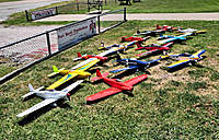 Name: DSC_0068 ES.jpg Views: 248 Size: 130.0 KB Description: The airplanes to be flown.