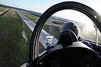 Name: DSC_0703 ES.jpg Views: 66 Size: 282.0 KB Description: Heading for the deck.  My pilot was a Navy Skyhawk driver.