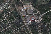 Name: Garden Ridge Community Center.JPG Views: 36 Size: 121.7 KB Description: The swap meet is held in the circled building.