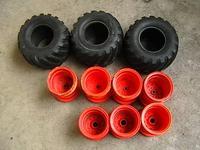 Name: LB RT.jpg Views: 77 Size: 46.5 KB Description: Lunchbox Midnite Pumpkin rims/tires.