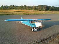 """Name: 2009-06-22_19_27_58.jpg Views: 189 Size: 61.2 KB Description: Same cub, just changed the """"paint job"""" to blue."""