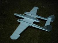 Name: PICT0251.jpg Views: 263 Size: 88.2 KB Description: P-61 Black Widow. Not finished.