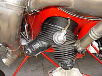 Name: Travel Air 002.jpg Views: 83 Size: 40.6 KB Description: J-6 Cylinder front.