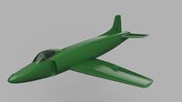 Name: Rev_H_Basic_Fuse_with_control_surfaces_2020-Jan-10_09-37-12PM-000_CustomizedView13246502383.png Views: 14 Size: 212.8 KB Description: Left half of plane