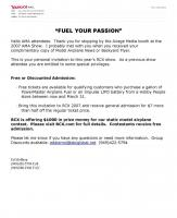 Name: RCX_2007_coupon_email.jpg Views: 196 Size: 86.9 KB Description: Print this out for a discount to RCX 2007