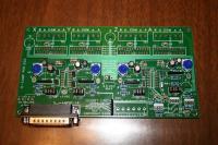 Name: IMG_0318.jpg Views: 685 Size: 79.0 KB Description: Solder on the DB25 connector. Be careful to avoid solder bridges.