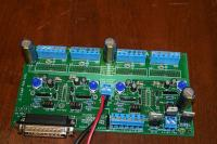 Name: IMG_0328.jpg Views: 663 Size: 71.6 KB Description: Connect the power supply (at least 12V) to the Terminal block TB6.