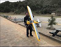 Hangar 9 Carbon Cub Electric Build - ARF 90