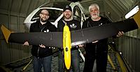 Name: osprey at sea 2.jpg Views: 103 Size: 34.8 KB Description: The members of the Sea Shepherd with one of their Ospreys.