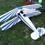 This is Keith Shaw's Jungmann biplane.