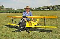 Name: 001-lr.jpg Views: 142 Size: 164.5 KB Description: Kit-built Tiger Moth with an E-Flite 160.