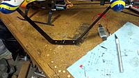 """Name: 2012-10-07_16-58-29_368.jpg Views: 291 Size: 163.8 KB Description: Modified the wrong landing gears that came in the kit.  Nitro will send the correct LG but that""""ll probably be 3 more weeks."""