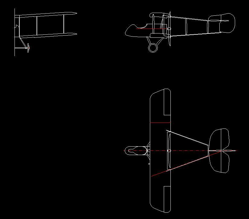 Name: DH2_sketch.jpg Views: 466 Size: 30.9 KB Description: Sketch of my Airco DH2 design