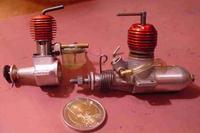 Name: Micromoteurs.jpg Views: 678 Size: 24.3 KB Description: DC Dart 0,5cc + Micron Metéore 0,9cc