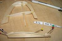 Name: PinocchioBuild02.jpg Views: 260 Size: 69.4 KB Description: Molding the root rib of rudder