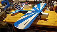 Name: 20200311_191326.jpg Views: 53 Size: 618.6 KB Description: You can see here the 6mm carbon tube (spar) that i added to strenghten the wing - also glued with titebond