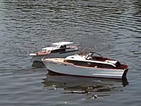 Name: Spring Lake - 2011 057.jpg Views: 138 Size: 270.4 KB Description: The Mrs. firing a shot across my bow.