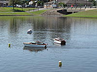 Name: Spring Lake - 2011 071.jpg Views: 123 Size: 266.3 KB Description: Two against one.  I guess we win
