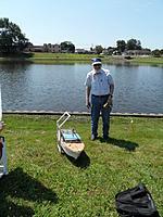 Name: Spring Lake - 2011 077.jpg Views: 149 Size: 212.5 KB Description: Tony and his kit built original Corvette