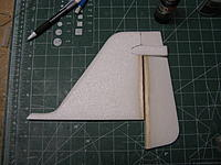 Name: IMG_2696.jpg Views: 93 Size: 241.9 KB Description: Balsa strip glued to fin and rudder.