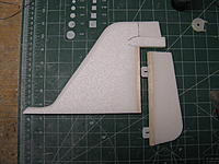 Name: IMG_2697.jpg Views: 103 Size: 248.6 KB Description: Fin and rudder hinged and slotted.