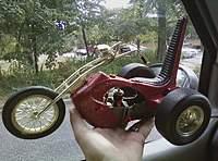 Name: MMS_Resized_Pix.jpg Views: 275 Size: 72.0 KB Description: vintage 1971 cox chopper trike