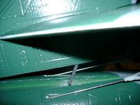 Name: 7-15-09  rudder hole not lining up 003.jpg Views: 186 Size: 32.3 KB Description: