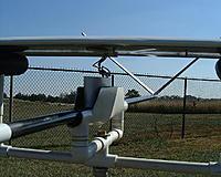 Name: Close up wing mount.jpg Views: 154 Size: 242.3 KB Description: Custom fuse holder is interchangebale. Fuse fits snug in felt.