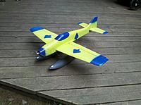 Name: IMG_20110812_101324.jpg Views: 177 Size: 213.4 KB Description: Mk 1 repainted