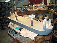 Name: Logging barge build (47).jpg Views: 156 Size: 153.8 KB Description: building crane cab