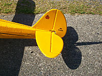 Name: J-3FinishedTail.jpg Views: 108 Size: 182.9 KB Description: Just a shot of the tail decals