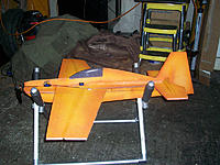 Name: FinishedEdgeLeft.jpg Views: 90 Size: 133.1 KB Description: Top & Bottom added, electronics all done and ready to fly.