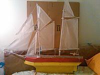 Name: Model Sailboat Picture.jpg Views: 79 Size: 192.7 KB Description: