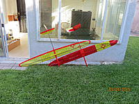 Name: IMG_3310.JPG Views: 55 Size: 3.78 MB Description: Specifications are identical between models, but the wing plan forms are slightly different.