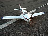 Name: Bonanza-3277.jpg Views: 284 Size: 138.4 KB Description: Bonanza with straight tail.